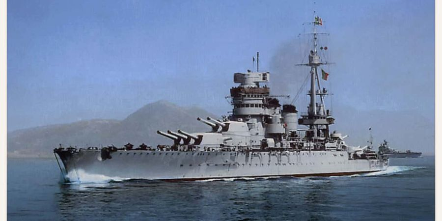 The Regia Marina enters Naval War